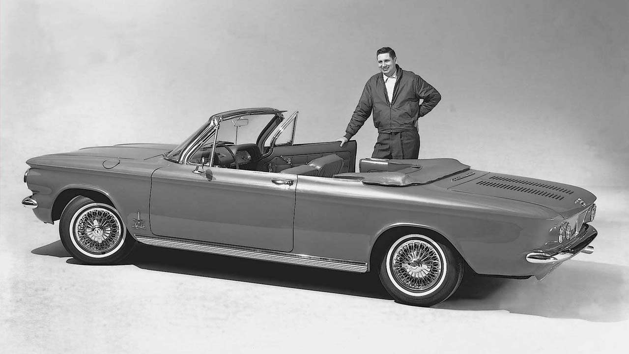 1961 Chevrolet Corvair