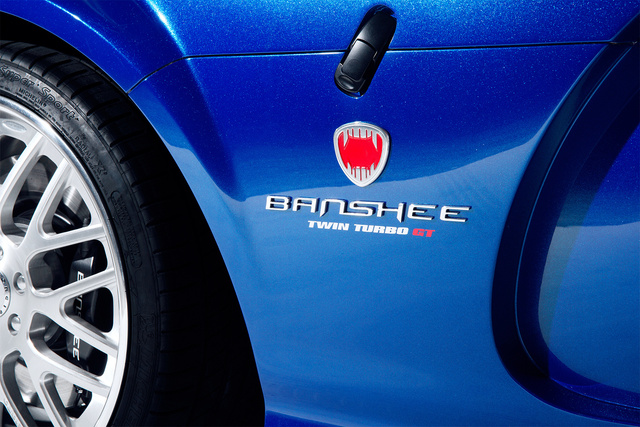 GTA's Banshee Supercar Now Has An Amazing Real-Life Counterpart
